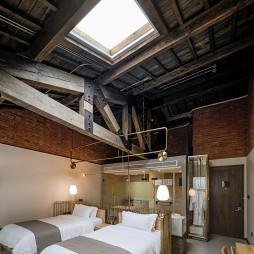 渝舍印象酒店客房设计图