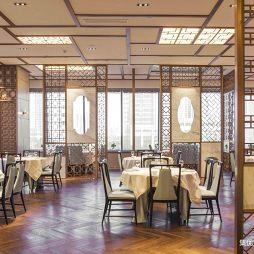 洋洋中餐厅就餐区设计