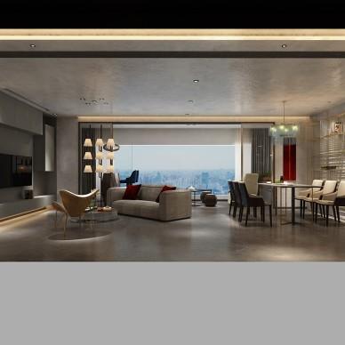 现代风格与智能家居的完美融合。_3300498