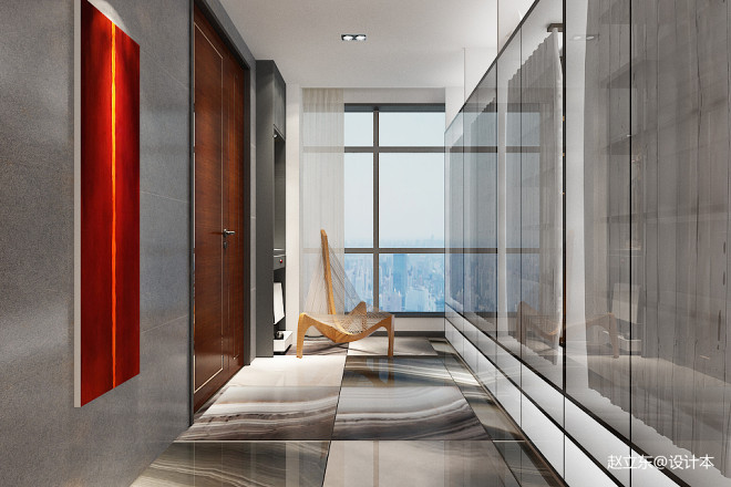 现代风格与智能家居的完美融合。_33