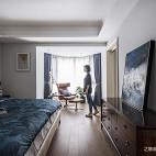 小美式三居卧室设计
