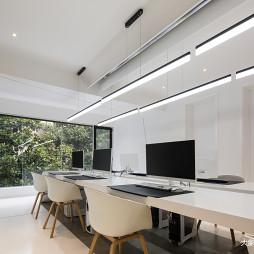 现代美学办公室设计