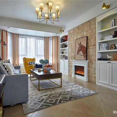 【深白设计】让你倍感舒适的家居风格_3310626