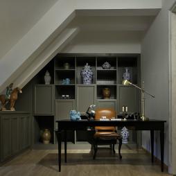 现代美式别墅阁楼设计