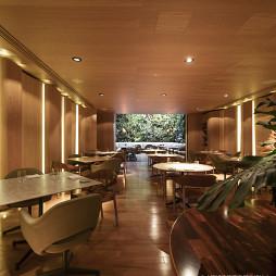 蜂窝酒店餐厅设计