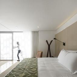 蜂窝酒店客房设计