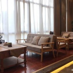 英溪河畔精品酒店休闲区设计