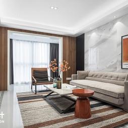 简约现代三居客厅设计