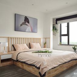 日式三居卧室设计