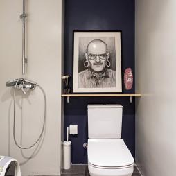 北欧三居卫生间设计