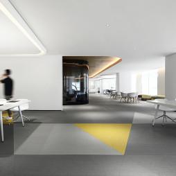 众创办公空间过道设计