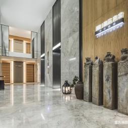 亲舍精品酒店走廊设计