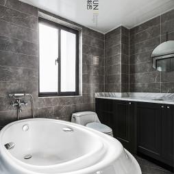 现代美式浴室设计
