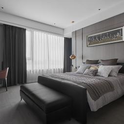 极简现代卧室设计