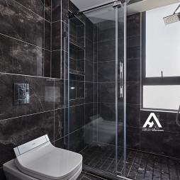 极简现代淋浴间设计