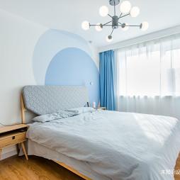 艺术北欧卧室设计