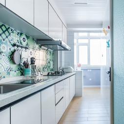 艺术北欧厨房设计