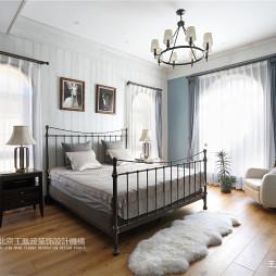 美式别墅卧室设计欣赏