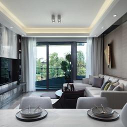 样板间客厅设计