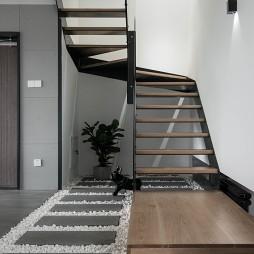 LOFT风格楼梯设计