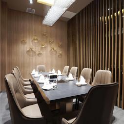 港式粥火锅餐厅设计