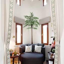 清梦满屋美式风别墅设计休闲区设计美图