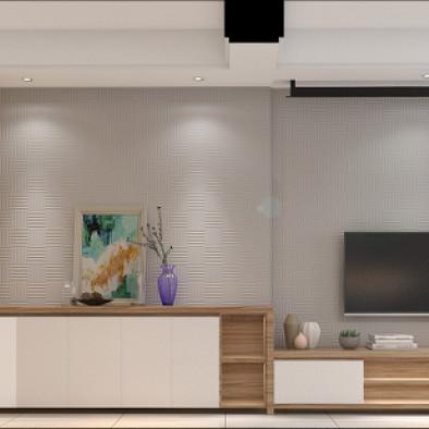 滨州星城公寓样板间设计
