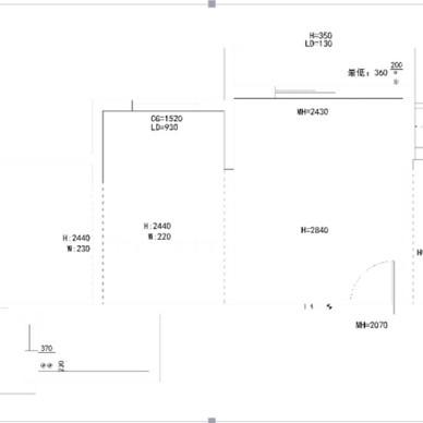 【桃弥设计】——【华鼎丽都国际…_3350263