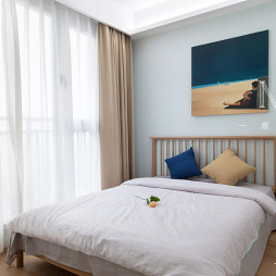 觅境北欧卧室设计图