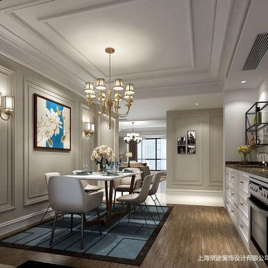 法式英伦风格设计-虹桥豪院_3358529