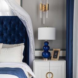 美图美式复式卧室设计图