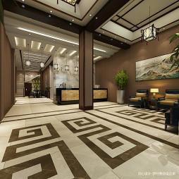 归心空间设计机构:言臣酒店_3363518