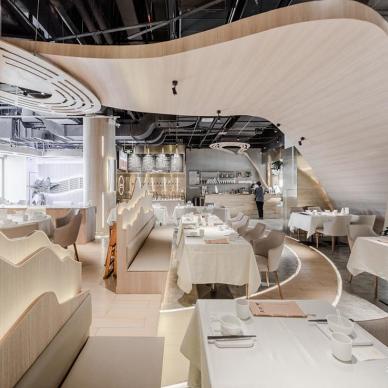 无二· 家 创意餐厅混搭整体空间欣赏