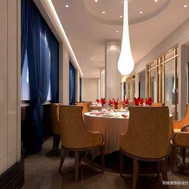 自助餐厅设计案例丨贵阳自助餐厅装修设计_3366269