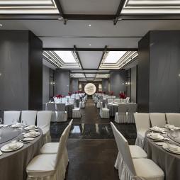 混搭酒店空间餐厅设计