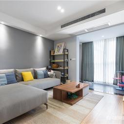 现代3居客厅设计