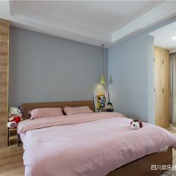 现代3居卧室设计