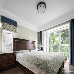 美式别墅豪宅卧室设计