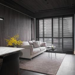 现代极简客厅设计