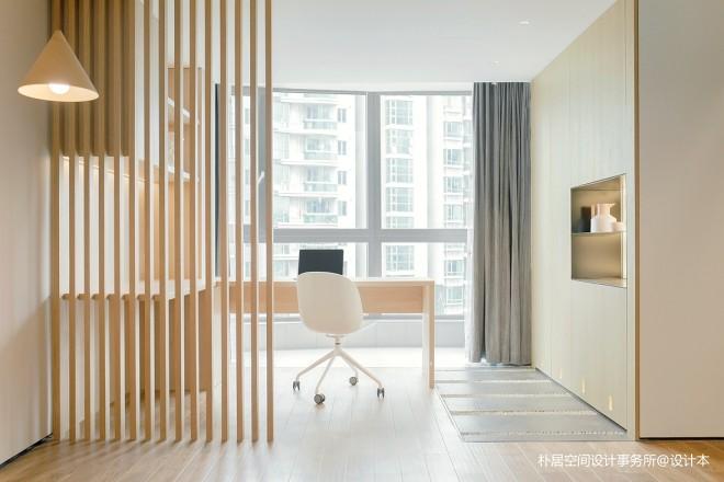 现代简洁办公区设计