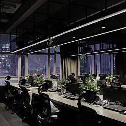 《裳•念》混搭办公区设计