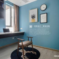 北欧风格--书房设计