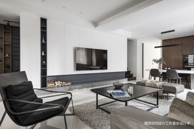 歸現代歸·謐客廳設計