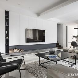 归现代归·谧客厅设计