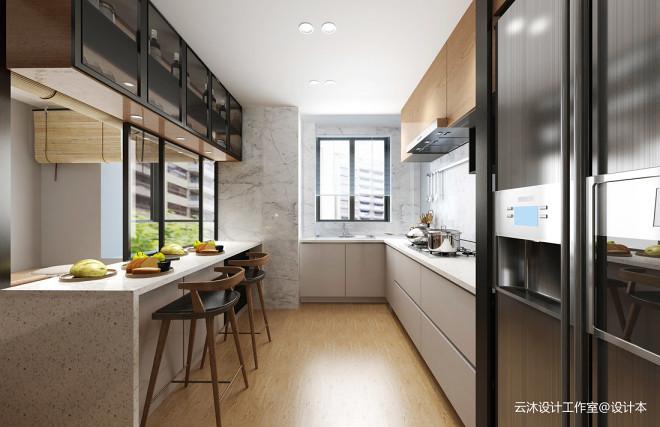 上海简约复式住宅_3399152