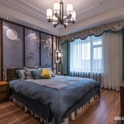 中式胡东宇卧室设计