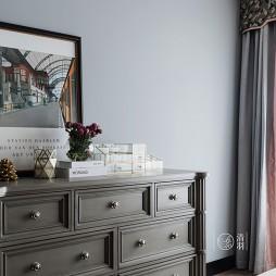 混搭风格之佳期如梦高贵房间设计图