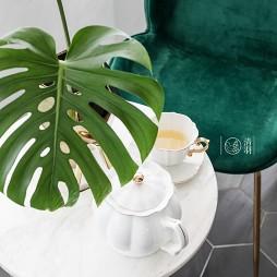 法式风格之布梵良品休闲茶几设计图