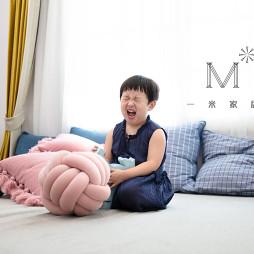美式风格之碟愿儿童房间设计图