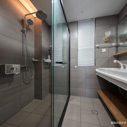 日式风格浴室设计图